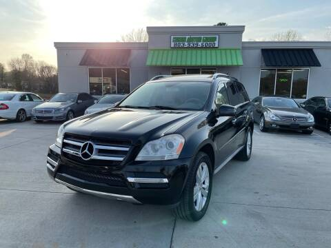 2011 Mercedes-Benz GL-Class for sale at Cross Motor Group in Rock Hill SC