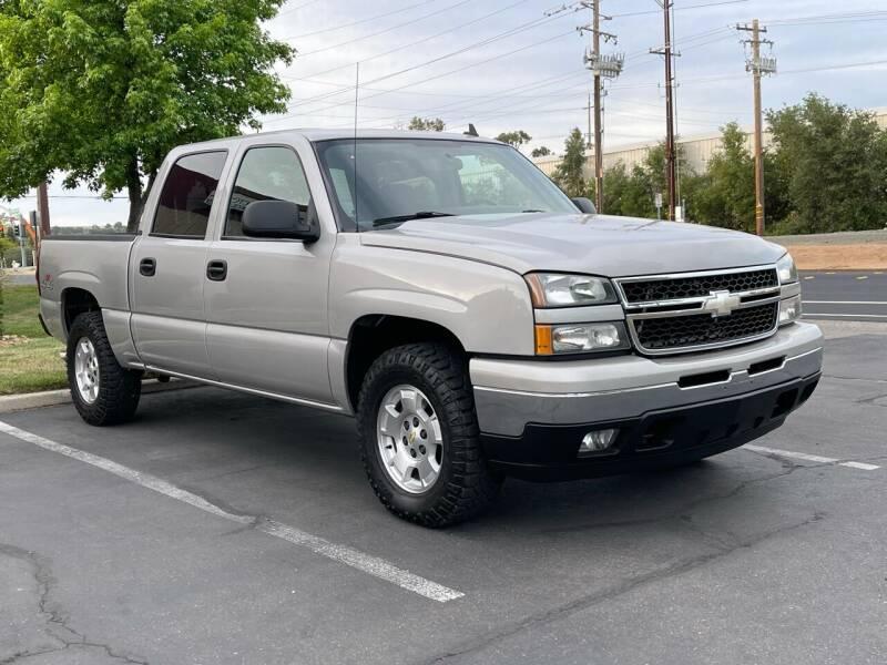 2007 Chevrolet Silverado 1500 Classic for sale at COUNTY AUTO SALES in Rocklin CA
