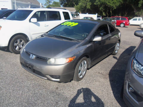 2008 Honda Civic for sale at ORANGE PARK AUTO in Jacksonville FL