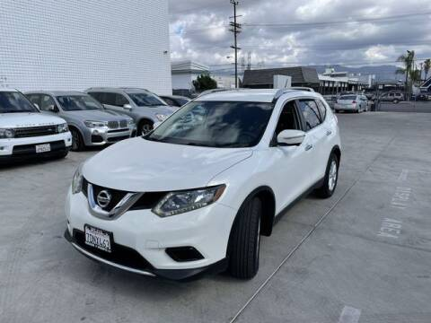 2014 Nissan Rogue for sale at Hunter's Auto Inc in North Hollywood CA