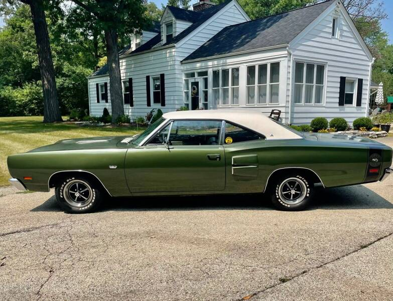 1969 Dodge Super Bee for sale at Midwest Vintage Cars LLC in Chicago IL