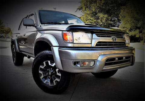 2002 Toyota 4Runner for sale at A1 Group Inc in Portland OR