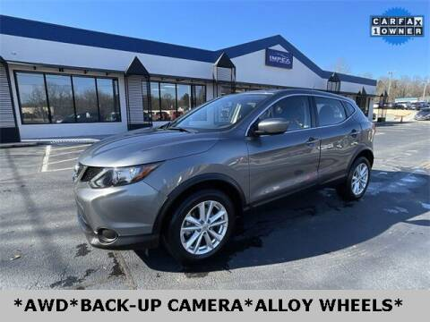 2017 Nissan Rogue Sport for sale at Impex Auto Sales in Greensboro NC