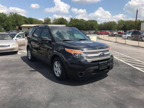 2013 Ford Explorer for sale at Auto Solution in San Antonio TX