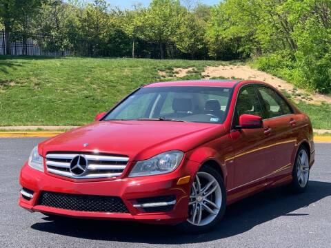 2012 Mercedes-Benz C-Class for sale at Diamond Automobile Exchange in Woodbridge VA