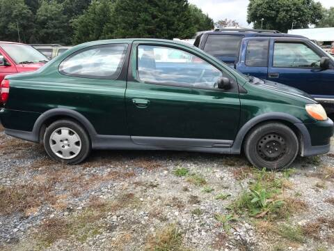 2001 Toyota ECHO for sale at Full Throttle Auto Sales in Woodstock VA