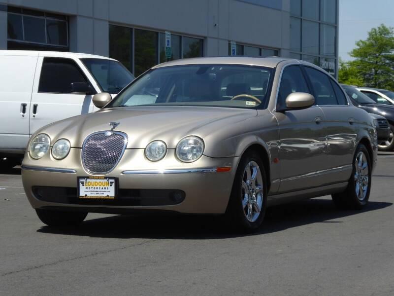 2005 Jaguar S-Type for sale at Loudoun Motor Cars in Chantilly VA