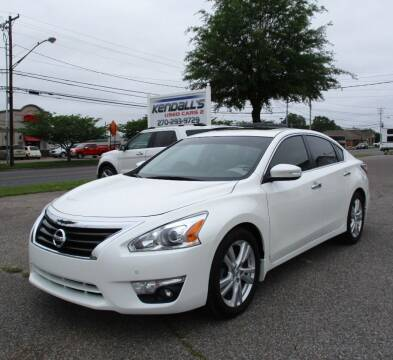2015 Nissan Altima for sale at Kendall's Used Cars 2 in Murray KY