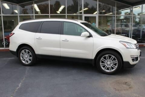 2014 Chevrolet Traverse for sale at Cj king of car loans/JJ's Best Auto Sales in Troy MI