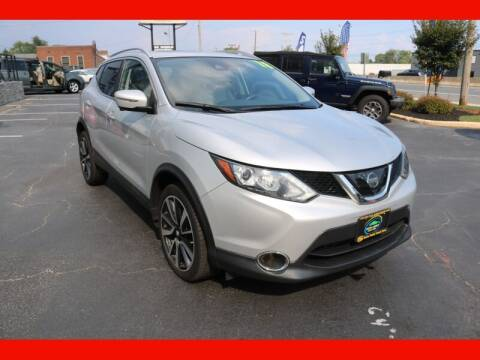 2018 Nissan Rogue Sport for sale at AUTO POINT USED CARS in Rosedale MD