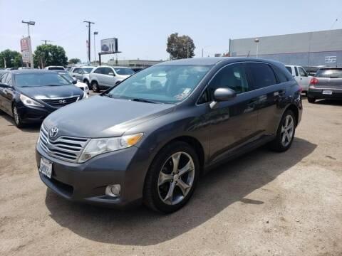 2012 Toyota Venza for sale at LR AUTO INC in Santa Ana CA
