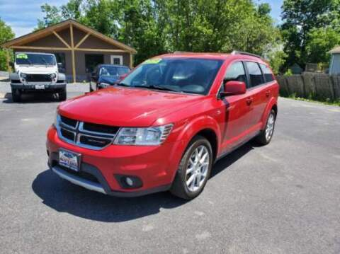 2015 Dodge Journey for sale at Excellent Autos in Amsterdam NY