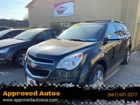 2014 Chevrolet Equinox for sale at Approved Autos in Bakersfield CA