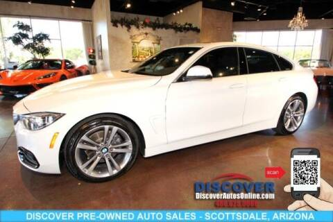 2019 BMW 4 Series for sale at Discover Pre-Owned Auto Sales in Scottsdale AZ