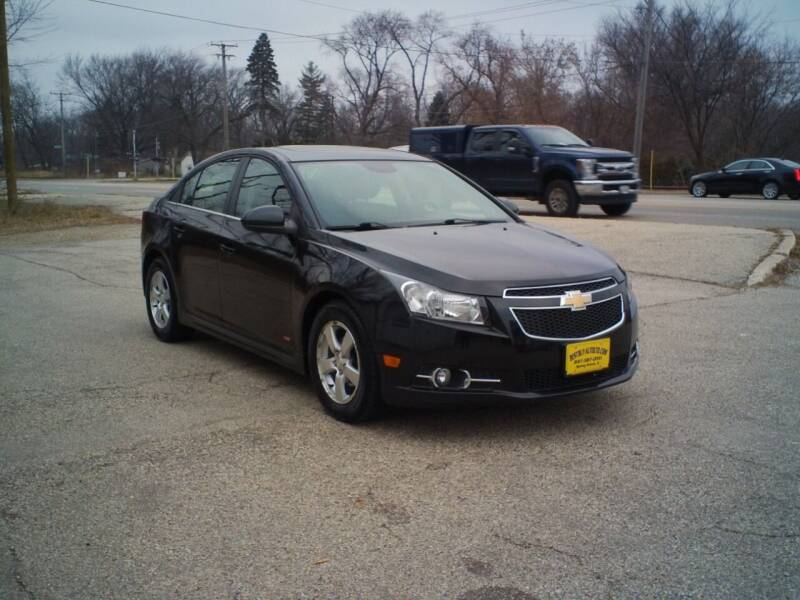 2012 Chevrolet Cruze for sale at BestBuyAutoLtd in Spring Grove IL