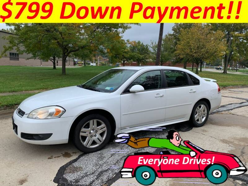 2012 Chevrolet Impala for sale at World Automotive in Euclid OH