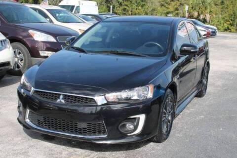 2017 Mitsubishi Lancer for sale at Mars auto trade llc in Kissimmee FL