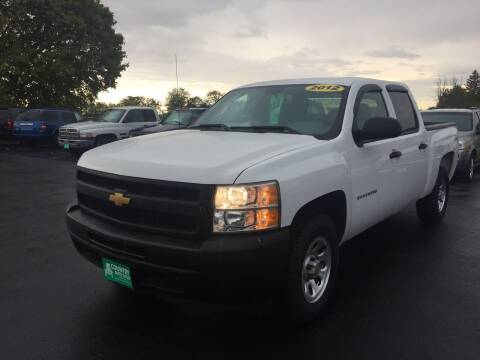 2012 Chevrolet Silverado 1500 for sale at COUNTRY AUTO SALES LLC in Greenville OH