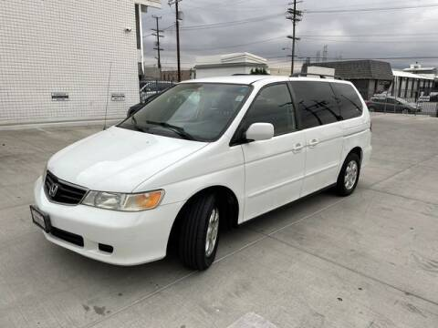 2003 Honda Odyssey for sale at Hunter's Auto Inc in North Hollywood CA