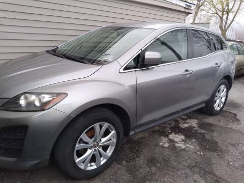 2010 Mazda CX-7 for sale at Autos Under 5000 + JR Transporting in Island Park NY