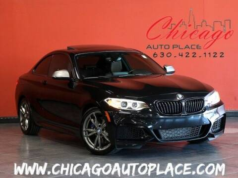 2016 BMW 2 Series for sale at Chicago Auto Place in Bensenville IL