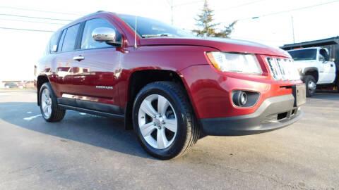 2011 Jeep Compass for sale at Action Automotive Service LLC in Hudson NY