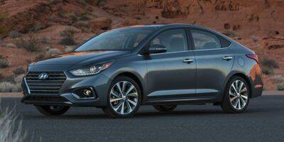 2021 Hyundai Accent SE Sedan IVT - Houston TX