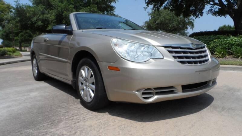 2009 Chrysler Sebring for sale at Exhibit Sport Motors in Houston TX