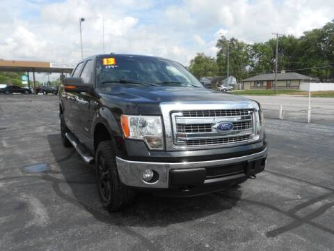 2013 Ford F-150 for sale at Kansas City Motors in Kansas City MO
