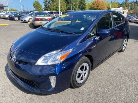 2015 Toyota Prius for sale at Autos Only Burien in Burien WA