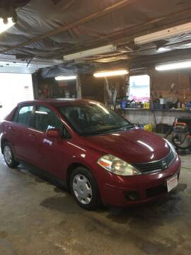 2009 Nissan Versa for sale at Lavictoire Auto Sales in West Rutland VT