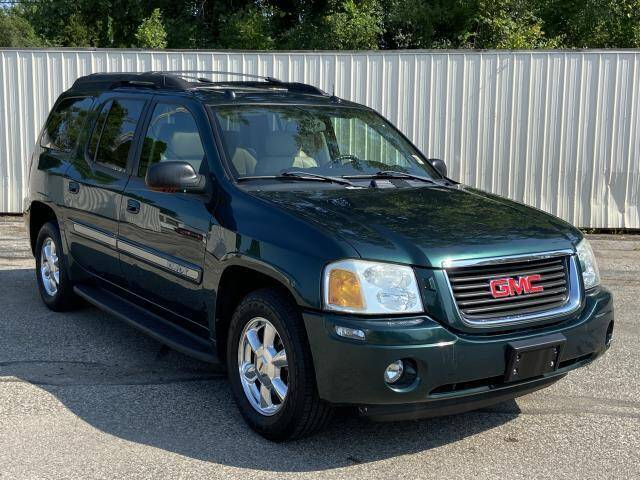 2005 GMC Envoy XL for sale at Miller Auto Sales in Saint Louis MI