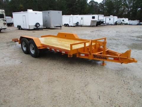 2021 Hudson HSLT18 (7) Ton 18' Tilt Deck for sale at Vehicle Network - HGR'S Truck and Trailer in Hope Mill NC