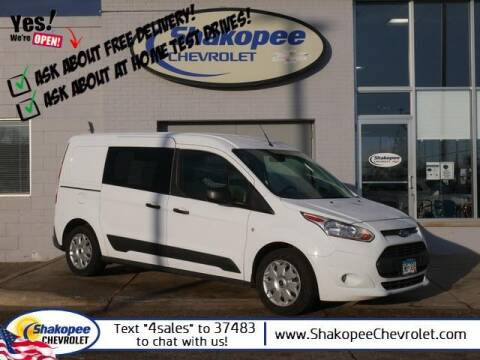 2016 Ford Transit Connect Cargo for sale at SHAKOPEE CHEVROLET in Shakopee MN