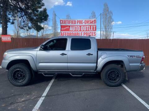 2014 Toyota Tacoma for sale at Flagstaff Auto Outlet in Flagstaff AZ