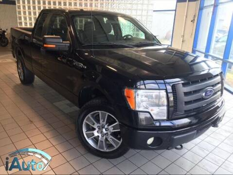 2014 Ford F-150 for sale at iAuto in Cincinnati OH