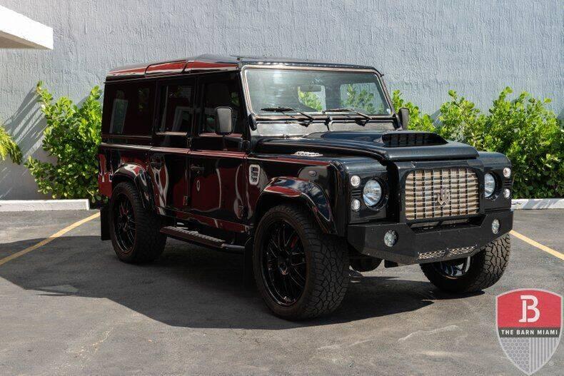 2014 Land Rover Defender for sale in Miami, FL