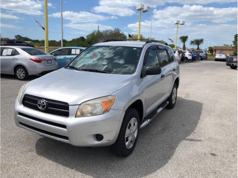 2008 Toyota RAV4 for sale at My Value Car Sales in Venice FL