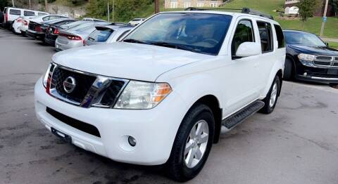 2008 Nissan Pathfinder for sale at North Knox Auto LLC in Knoxville TN