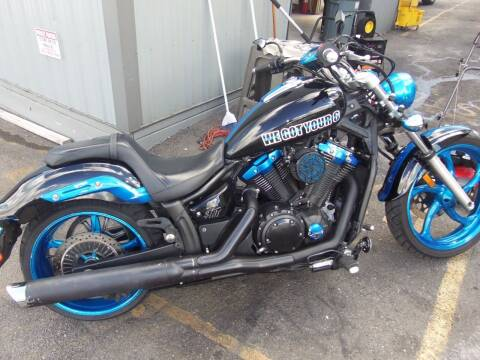 2012 Yamaha XVS 1300 STRYKER  for sale at Fulmer Auto Cycle Sales - Fulmer Auto Sales in Easton PA