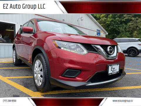 2016 Nissan Rogue for sale at EZ Auto Group LLC in Lewistown PA