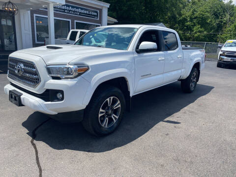 2017 Toyota Tacoma for sale at Ocean State Auto Sales in Johnston RI