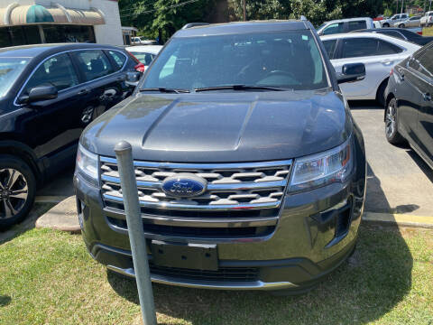 2018 Ford Explorer for sale at J Franklin Auto Sales in Macon GA