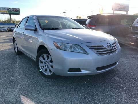 2008 Toyota Camry Hybrid for sale at Mass Motors LLC in Worcester MA