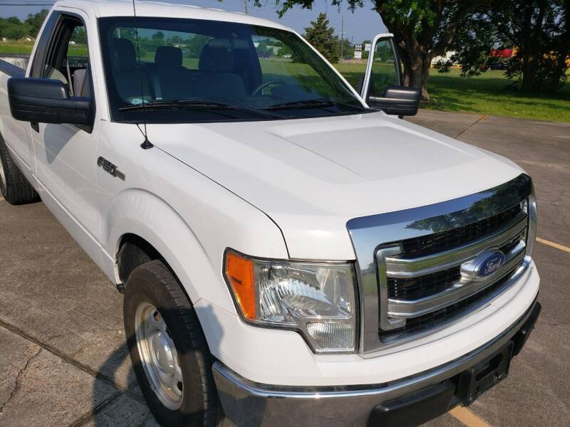 2014 Ford F-150 for sale at ATCO Trading Company in Houston TX
