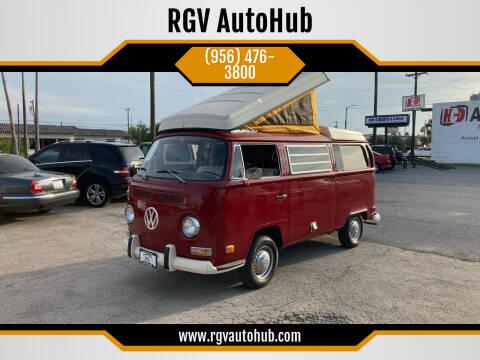 "1971 Volkswagen Bus ""Westy"" for sale at RGV AutoHub in Harlingen TX"
