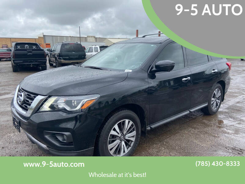 2017 Nissan Pathfinder for sale at 9-5 AUTO in Topeka KS