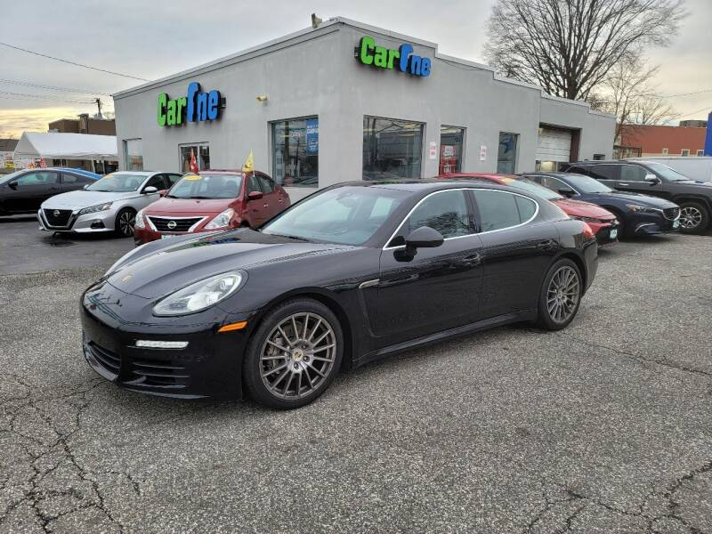2014 Porsche Panamera for sale at Car One in Essex MD
