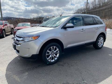 2013 Ford Edge for sale at Pine Grove Auto Sales LLC in Russell PA
