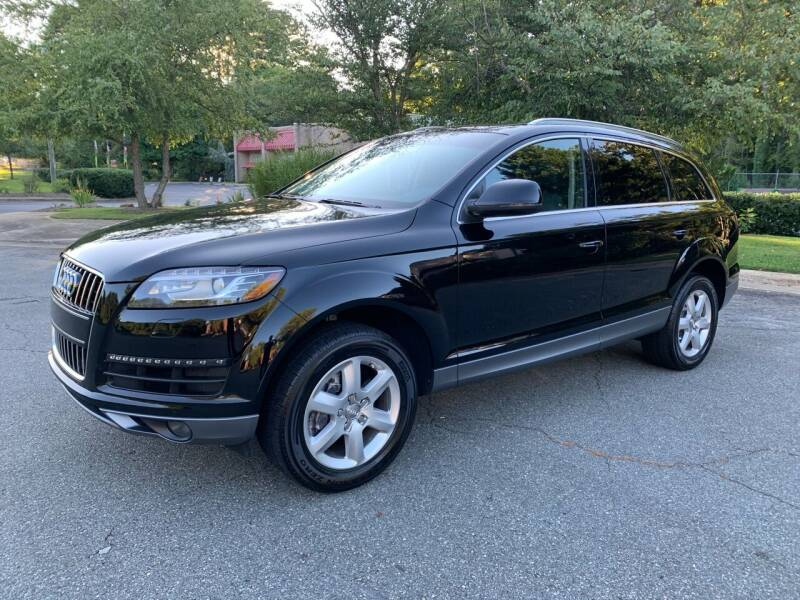 2014 Audi Q7 for sale at Triangle Motors Inc in Raleigh NC